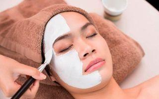Отбеливающие маски для кожи лица