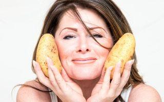 Картофельные маски для лица: рецепты дома