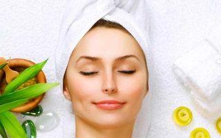 Эффективные маски для похудения лица
