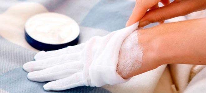 Зимние маски для кожи рук