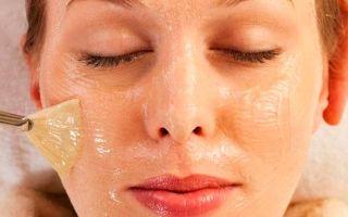 Эффективная маска для лица из желатина