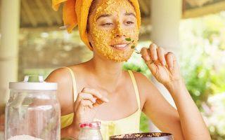 Маски для лица с имбирем: домашние рецепты
