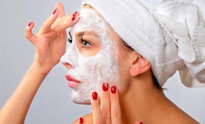 Домашние очищающие маски